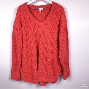 Caslon | Super Soft Chenille Tunic Style Sweater